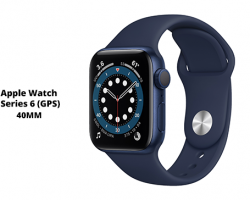 iWatch Series 6 (GPS) 40mm - Blue