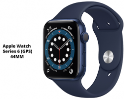 iWatch Series 6 (GPS) 44mm - Blue