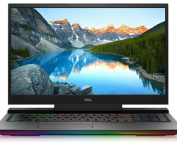 Dell G7 Gaming i7-10750H. 16GB. 512GB SSD. 17.3 inch FHD 144Hz GeForce RTX™ 2060 6GB